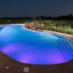 Decorative Pool Concrete